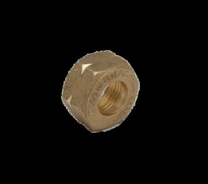 Afbeeldingen van Wartel DIN/KOMBI/DIN/KOMinw.- SW 30mm - gat 16.5
