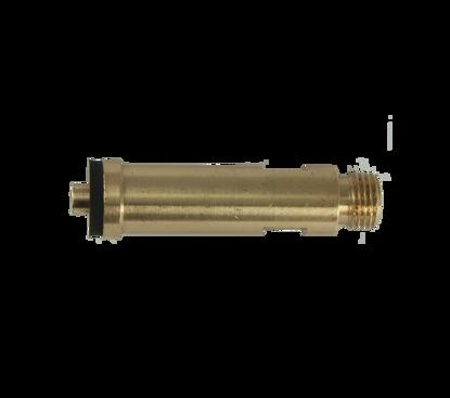 """Picture of Tule 1/4"""" uitw.  x KOMinw.(l=55mm)"""