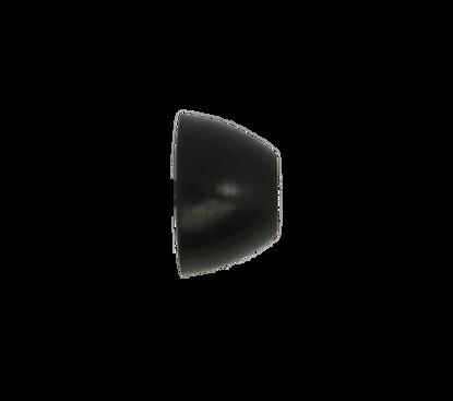 Picture of Kunststof dop zwart voor POL drukregelaar