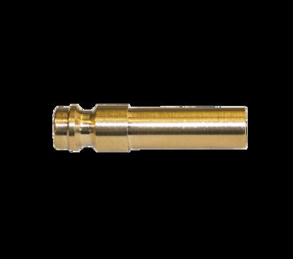 Picture of Insteektule met slangtule  8mm glad voor snelkoppeling