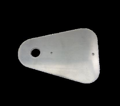 Picture of Los aluminium minium beschermschild voor pl- 10 brander