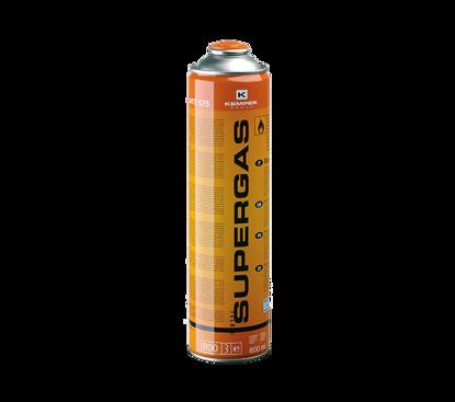 Afbeeldingen van Gaspatroon Supergas mix butaan/propaan 330 gr