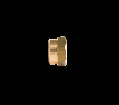Afbeeldingen van Wartelmoer M20 x 1.5 voor automatisch omschakelapparaat VISTO
