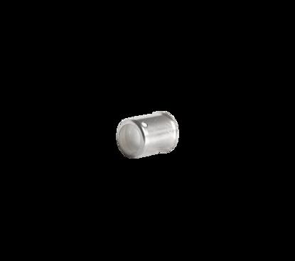 Afbeeldingen van RVS klemhuls 15mm voor RVS fle x- slang