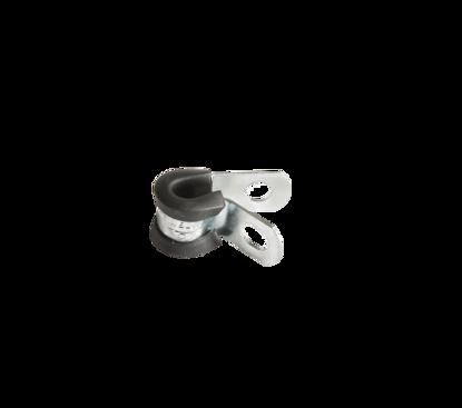 Picture of Leidingklem voor 6mm buis - verzinkt