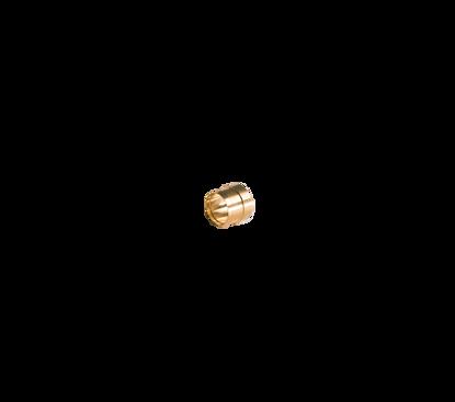 Picture of Conische knelring 6mm Duits - met borst