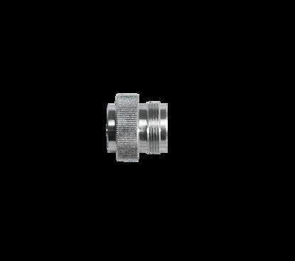 "Picture of Verloop gasflesaansluiting 7/16"" naar CGA-600"