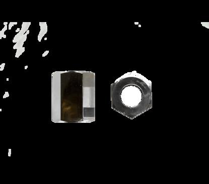 Picture of Wartel argon/stikstof verchroomd 24,32 r Ru3
