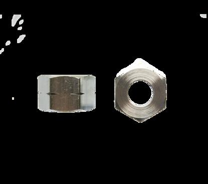 "Picture of Wartel 1""W L verchroomd 22mm DIN5"
