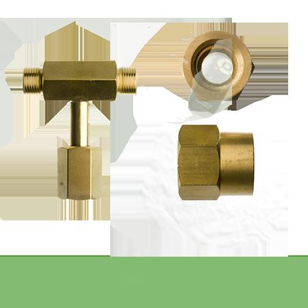 Picture for category Cilinderaansluitingen en wartels Hoge Druk