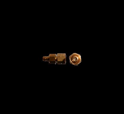 """Afbeeldingen van Wartel 3/8""""l en slangtule snelkoppeling"""