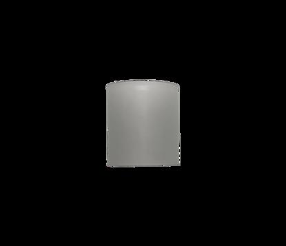Afbeeldingen van Cyinderglas voor gaslampen 110 x 110mm- mat