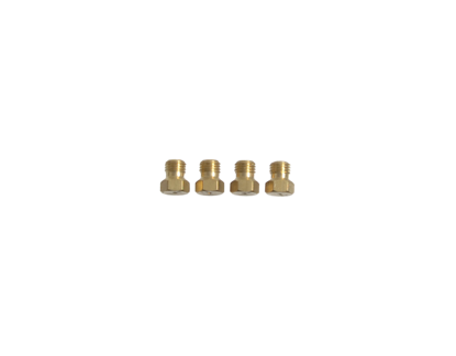 Afbeeldingen van Ombouwset voor 4-vlams inbouwkookplaat