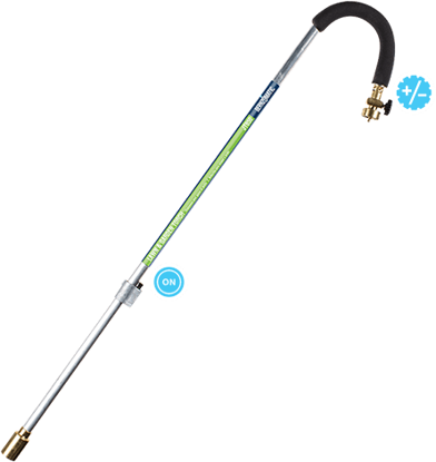 Afbeeldingen van Bernzomatic Onkruidbrander 100cm lengte -  JT850