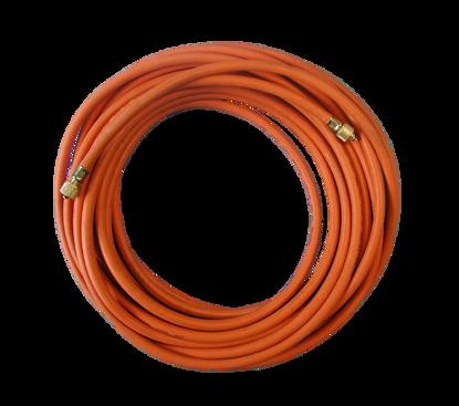 Picture of Om dubbelslang 20 meter gassoort: