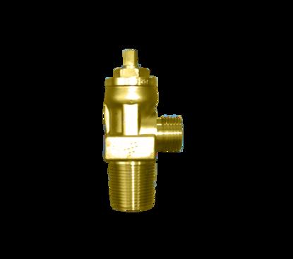 Picture of Spindelafsluiter Ru1 = 21.8 r x grootconus, sleutelbediening 6x9 K44