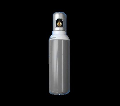 Afbeeldingen van Zuurstofcilinder 5 liter(leeg)